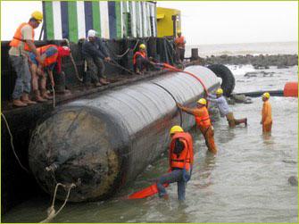 Marine Salvage And Refloatation Stranded Vessel Salvage